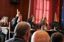 El Grupo Popular se abstuvo en la aprobación del límite de gasto no financiero