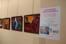 Exposición conjunta de pintura y foto-pictórica de Manuel y Gustavo Fernández