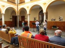 Audición de oboe en la Semana Cultural