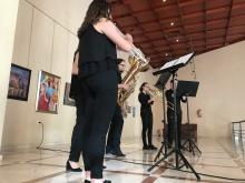 Presentación VI  Curso de Perfeccionamiento Instrumental y Técnica de Dirección