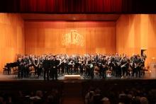 Clausura del VI Curso de perfeccionamiento instrumental y técnica de dirección 'Ciudad de Manzanares'