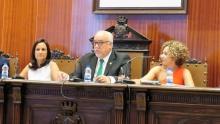 Intervención del alcalde, Julián Nieva, en el pleno