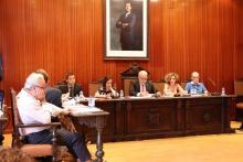 El pleno aprueba la actualización de las retribuciones con rebaja sobre el coste del Equipo de Gobierno