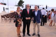 El pregón meteorológico-manzanareño de Roberto Brasero da el pistoletazo de salida a la Feria y Fiestas 2019
