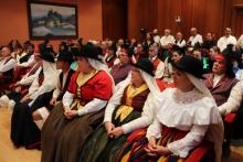 Recepción oficial XLII Festival Nacional de Folclore 'Ciudad de Manzanares'