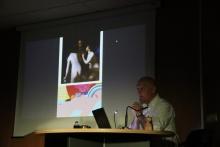 'Leer la pintura' con Teo Serna