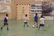 VI Campus de Fútbol Sala 'Ángel Guaita'