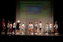 Clausura de la escuela de verano de la Universidad Popular