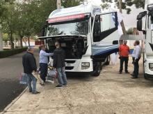 Balance I Feria Nacional de Vehículos Industriales de Ocasión