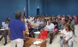 Imagen de la reunión de coordinación de las V Jornadas Medievales