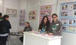 """Alumnado del IES """"Azuer"""" de Manzanares en la participación de la VII Edición """"Finde Científico"""""""