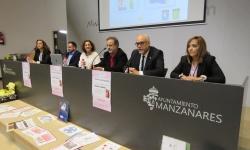Inauguración de las jornadas a cargo del alcalde, Julián Nieva