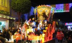 Cabalgata de Reyes 2017 Manzanares