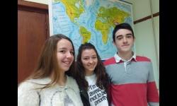 Alumnos del IES Azuer que han sido finalistas del Concurso de Relatos Cortos