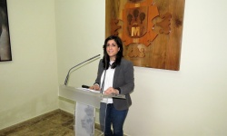 Gemma de la Fuente. Concejala de Personal y Empleo del Ayuntamiento de Manzanares