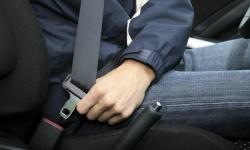 Campaña de control de uso de cinturón de seguridad y SRI