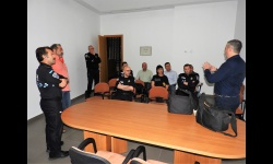 """Curso práctico de manejo del sistema """"Mcam"""" en la Policía Local de Manzanares"""