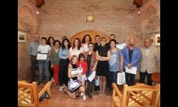 """Premiados de los concursos VI Jornadas """"Manzanares, Alma del Vino"""""""