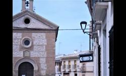 Todo el entorno de la ermita de San Antón cuenta con nuevas luminarias tipo led