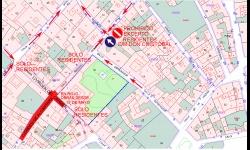 Nueva Regulación del tráfico por el avance de obras del Plan de Eliminación de Barreras Arquitectónicas del Casco Antiguo