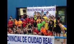 Participación de la Escuela Triatlón Manzanares