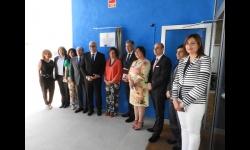 Inauguración del Vivero de Empresas de Manzanares