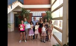 Entrega de premios Concurso Cartelería Taller Corresponsabilidad