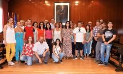 Clausura de la VI edición del programa de becas para jóvenes desempleados 2017