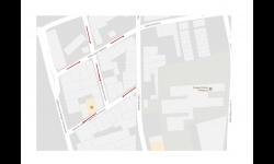 Reordenación de tráfico en distintas calles de Manzanares