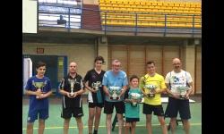 "II Torneo Local de Tenis de Mesa ""Trofeo Ferias"""