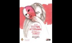 Cartel de la 43 edición del Festival Internacional de Teatro Contemporáneo Lazarillo