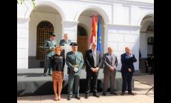 Beatriz Labián, José Mena, Julián Nieva, Andrés Antonio Arroyo y Agustín Calcerrada