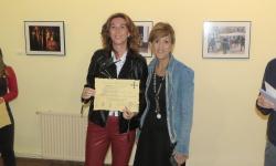 Isabel Fernández, ganadora del I Maratón Fotográfico de las Jornadas Medievales