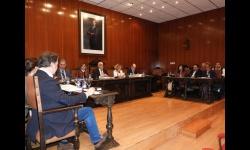 Sesión plenaria de febrero en el Ayuntamiento de Manzanares
