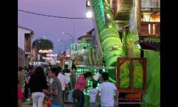 Imagen de las fiestas del barrio en pasadas ediciones