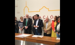 Presentación del proyecto 'Conciertos en Espacios y Lugares Emblemáticos'