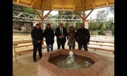 Representantes del Equipo de Gobierno visitan el nuevo merendero