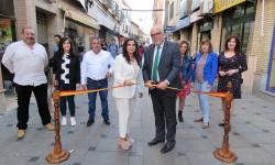 Julián Nieva inauguró junto a Ramoni Jiménez la IV Noche Blanca