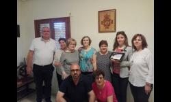 Donativo de la AMC Julián Sánchez Maroto a la AECC