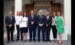 Manzanares finalista en los VII Premios de Excelencia y Calidad de los Servicios Públicos