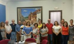 Reunión de la junta directiva correspondiente al mes de julio