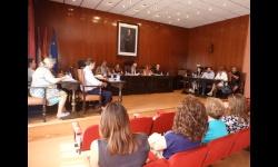 Pleno del Ayuntamiento de Manzanares correspondiente al mes de julio de 2018