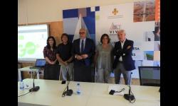 El alcalde de Manzanares el director de la EOI y la Consejera de Empleo presentan el programa Go2Work