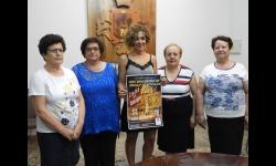 Presentación del XXV Encuentro de Encajeras de Manzanares