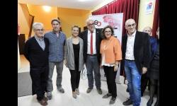 Nieva y la alcaldesa de Ciudad Real junto a ponentes y responsables de la Escuela de Ciudadanos
