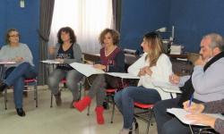 Intervención de Beatriz Labián en el plenario del Consejo Local de la Mujer