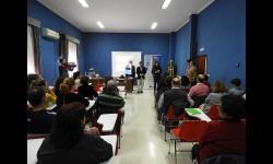 Inauguración del taller 'Técnicas de venta y atención al cliente'
