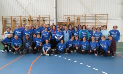 Jornada multideporte 'Muévete con las personas mayores'