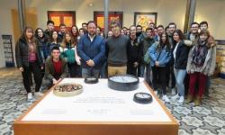 Visita IES Azuer al Archivo-Museo Sánchez-Mejías