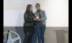 Silvia Cebrián entregó el Premio del Jurado